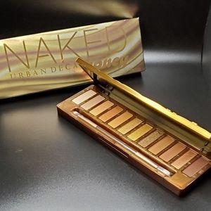 NIB Urban Decay Naked Honey Palette